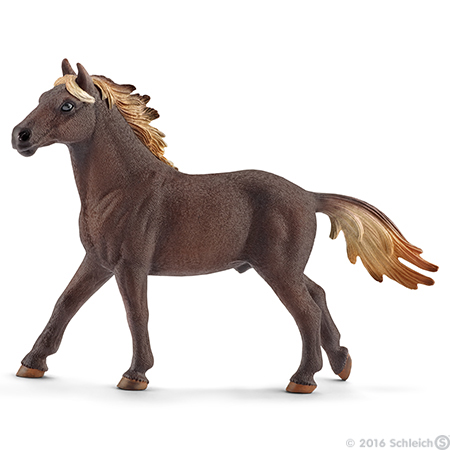 Image result for images of the Schleich Mustang mare