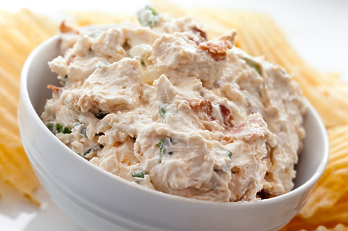 Bacon Cheese Dip