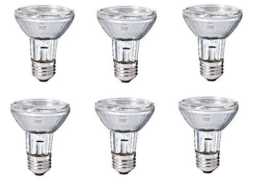 Philips 41973-9 EcoVantage 39 Watt Halogen PAR20, E26