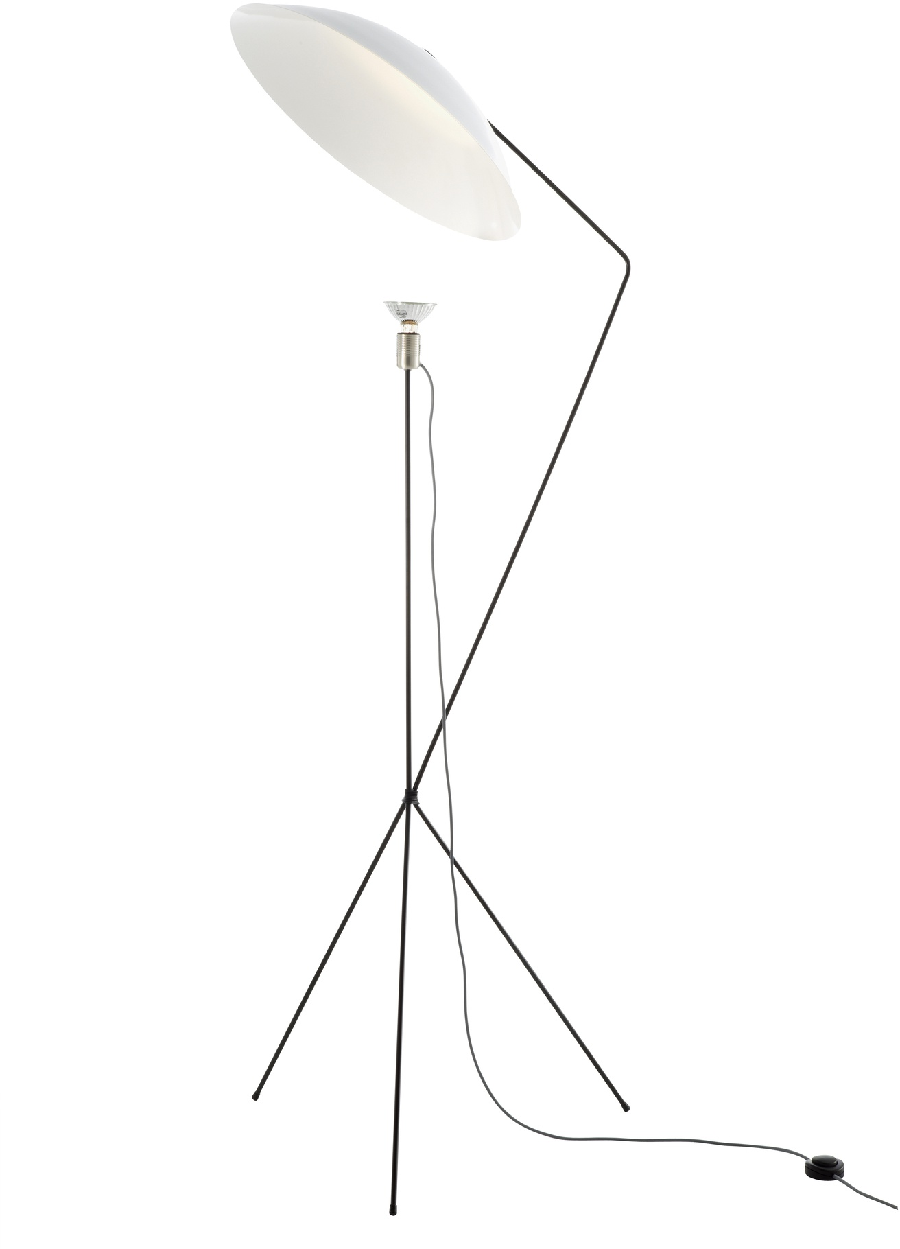 Solveig Floor Lamps From Designer Avril De Pastre