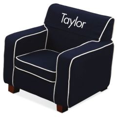 Personalized Childrens Chair Canada Rent Tables And Chairs Boys Interior Design Photos Gallery Navy Slip Covered Laguna Rooms Kids Rh Lillianvernon Com Baby