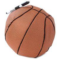 Autograph Basketball Ball Pillow | Lillian Vernon