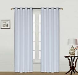 polyester linen curtains