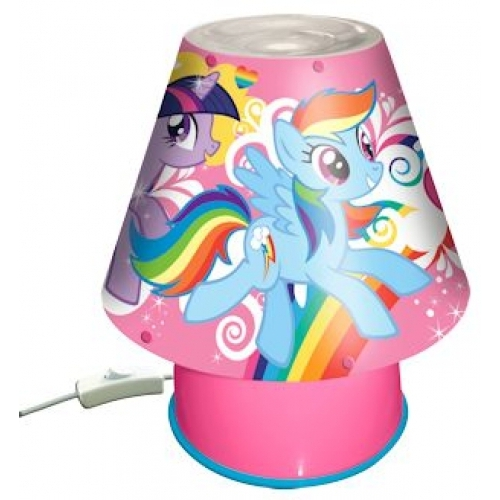 My Little Pony Bedroom Night Light Lamp Kool Brand New
