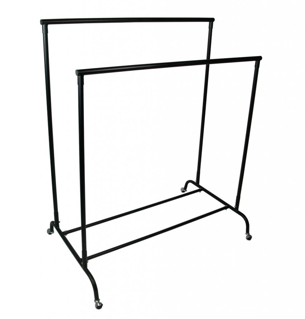 First Fittings double portable heavy duty clothes rail