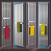 MIXED Designer Chrome Vertical & Horizontal Radiators ...