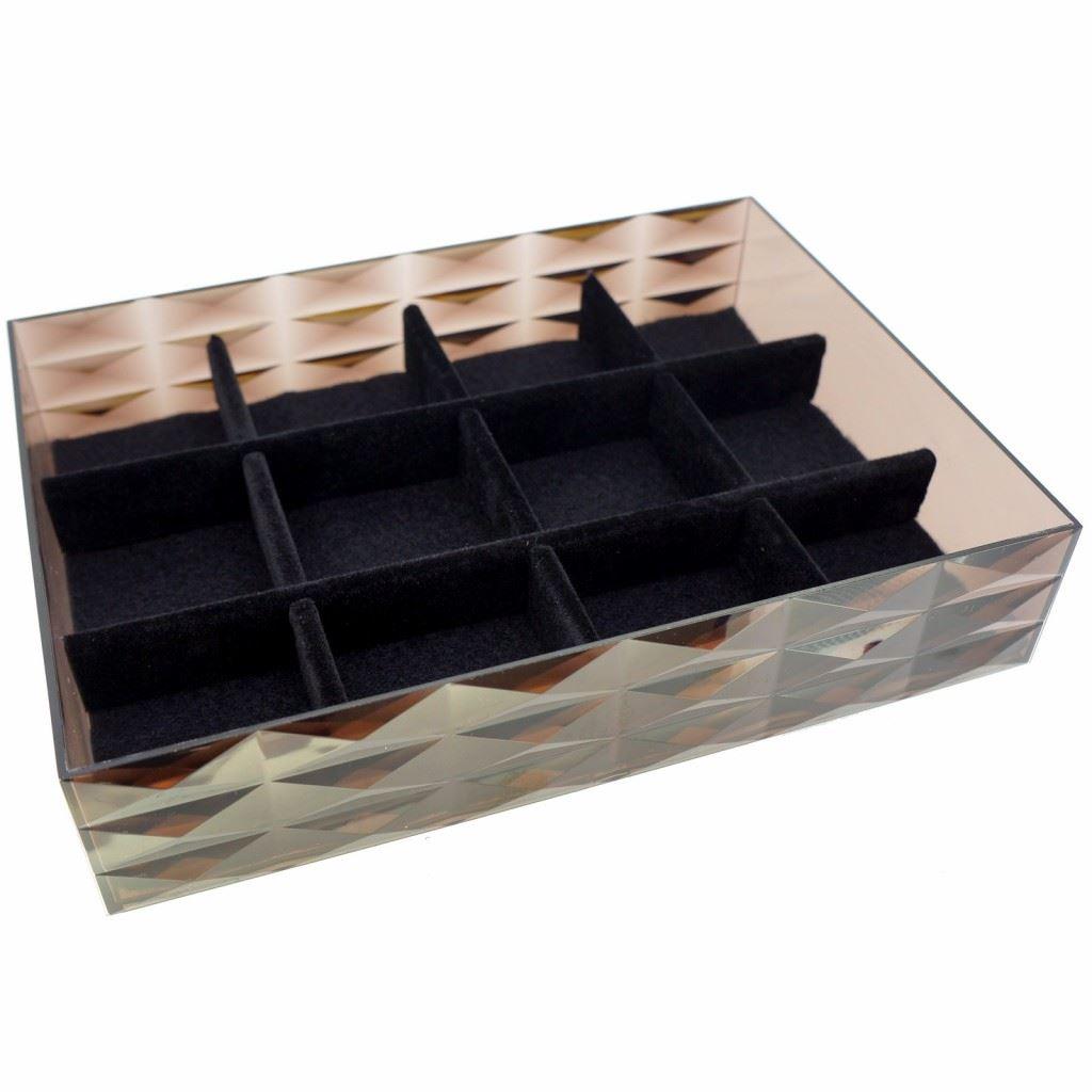 Storage Trays Stackable Jewelry