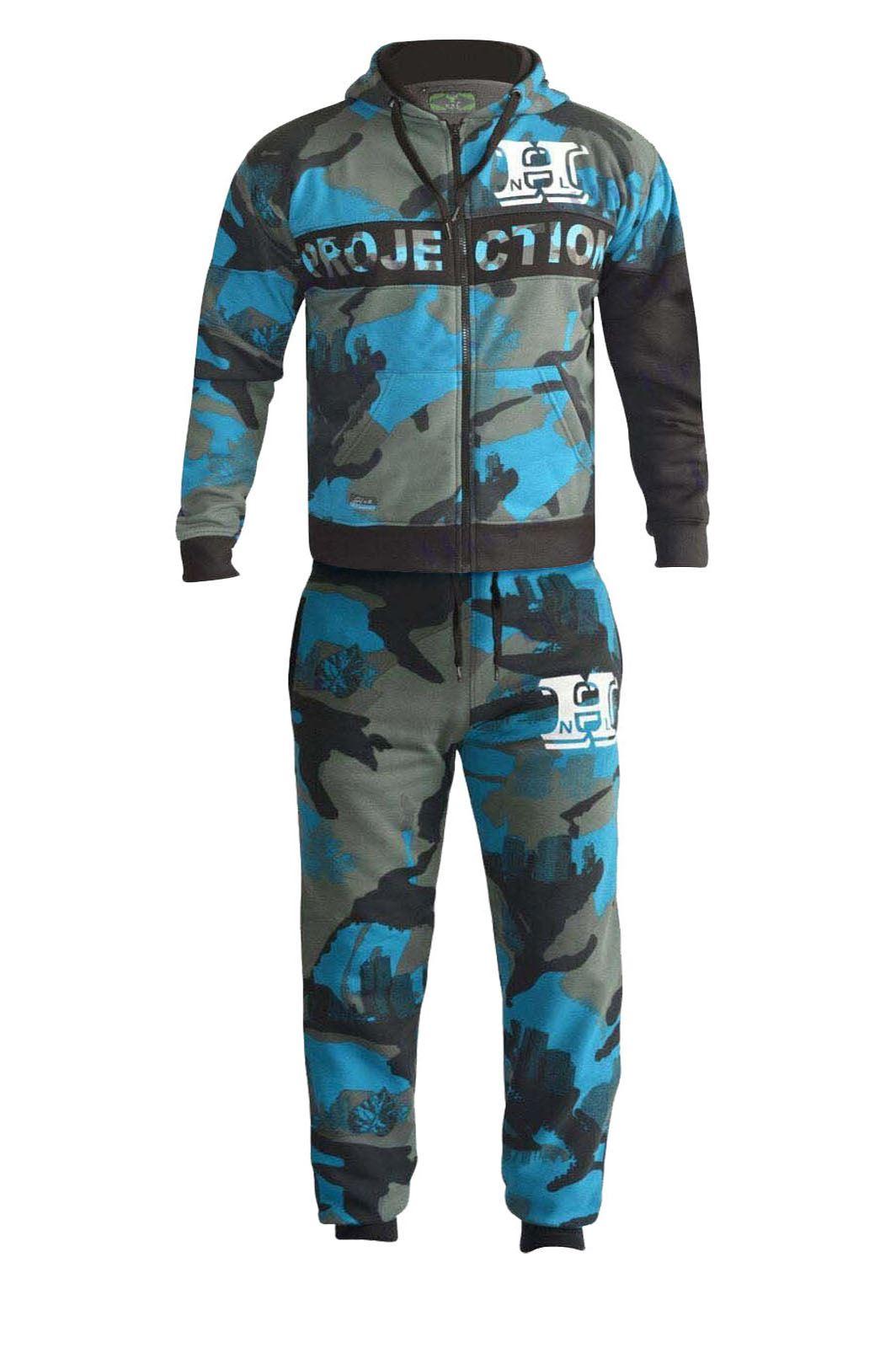 new mens boys designer zipped top bottoms jogging suits tracksuits s xl