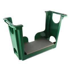 Chair With Kneeler Swing Rental Portable Plastic Garden Foam Padded Storage