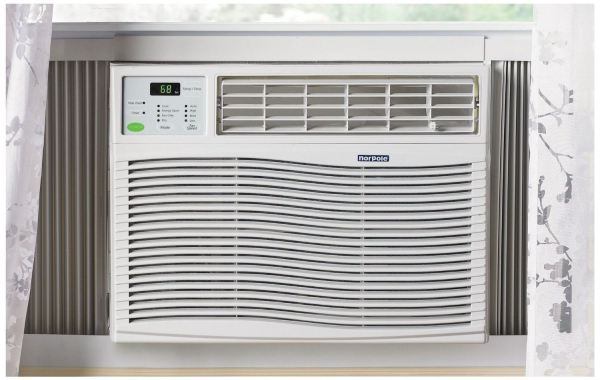 Norpole 10000 Btu Window Air Conditioner With Remote
