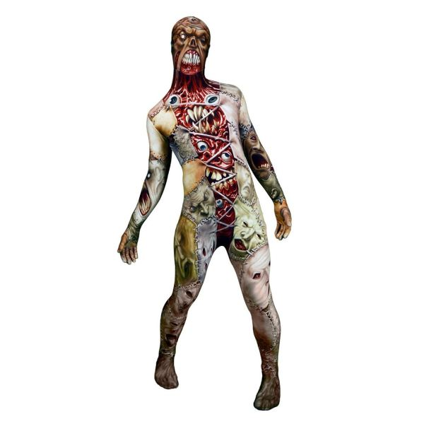 Halloween Horror Morphsuits Adult Morph Monster Fancy
