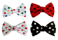 Giant Childrens Kids Bow Tie Childs Pudsey Bear Spotty Tie ...