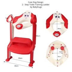 Potty Chair With Ladder Sport Brella Replacement Umbrella Baby Toddler Toilet Training Seat 2 Step