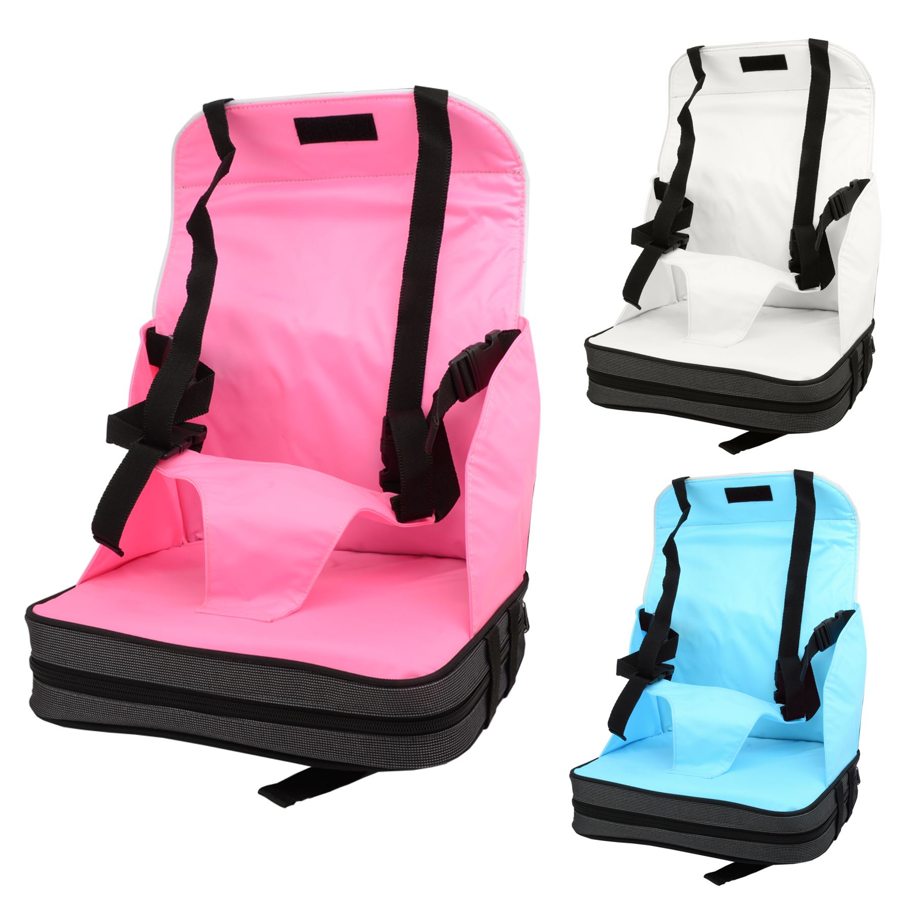 Babyhugs Portable Baby Toddler Foldable Dining Chair On the Go Booster Seat  eBay