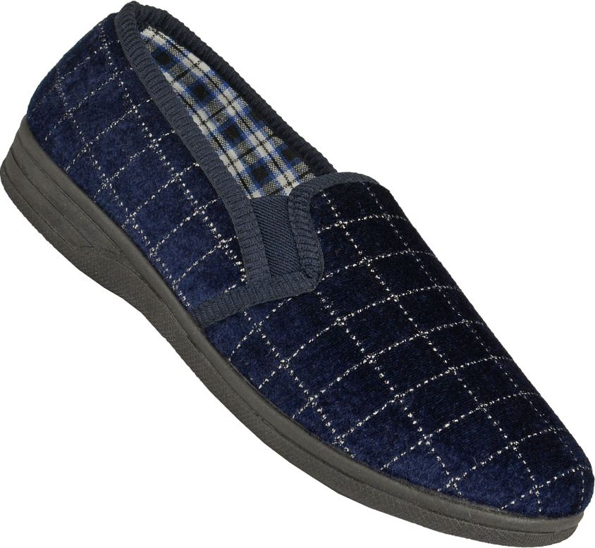 Mens Bedroom Slipper indoors comfort classic comfort slip