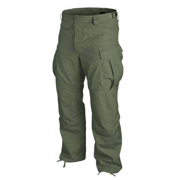 Military Black Tactical Pants