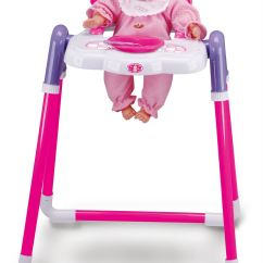Baby Boy Doll High Chair Benefits Of Zero Gravity Childrens Kids Pretend Play Feeding