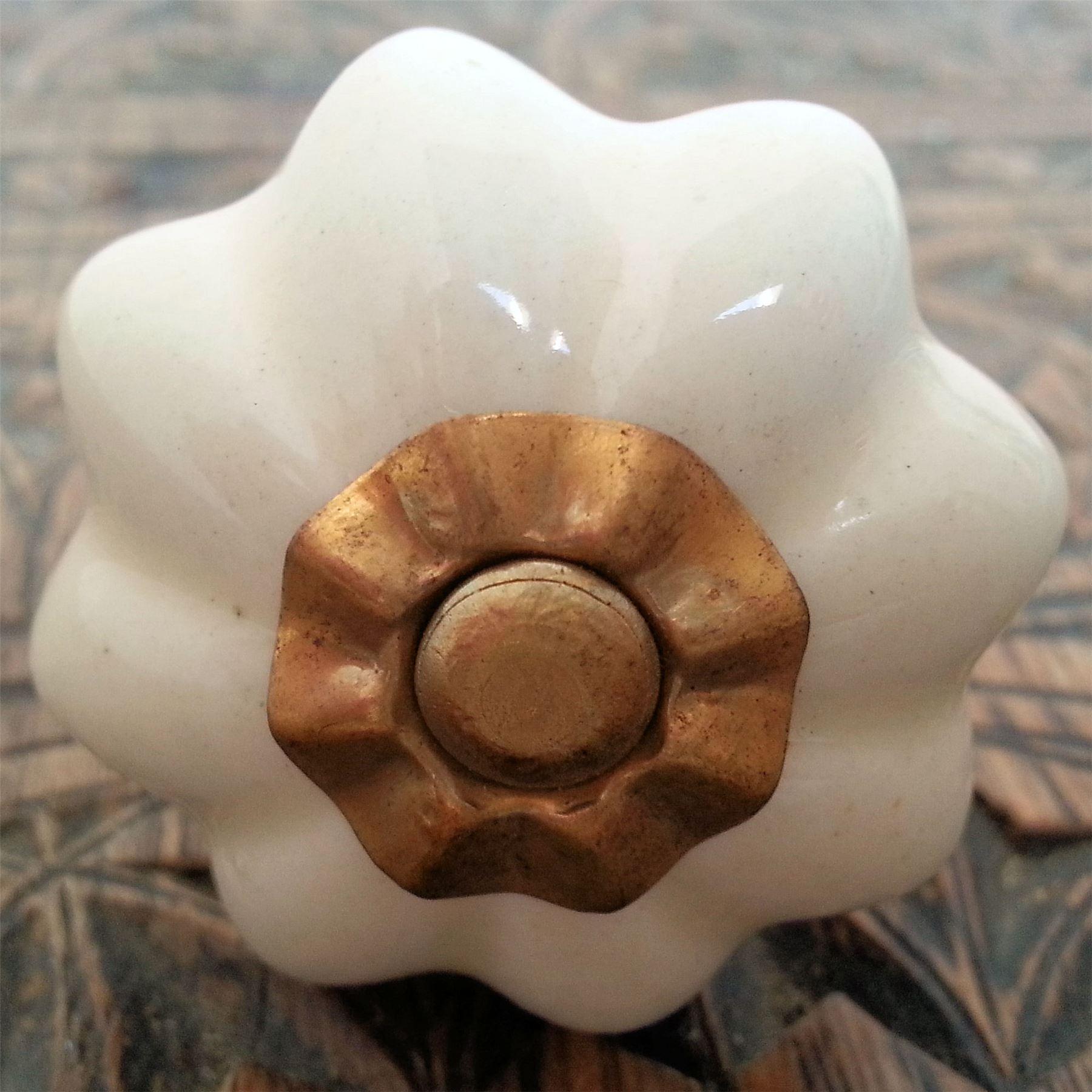 country kitchen door knobs latest designs lots cream ceramic shabby