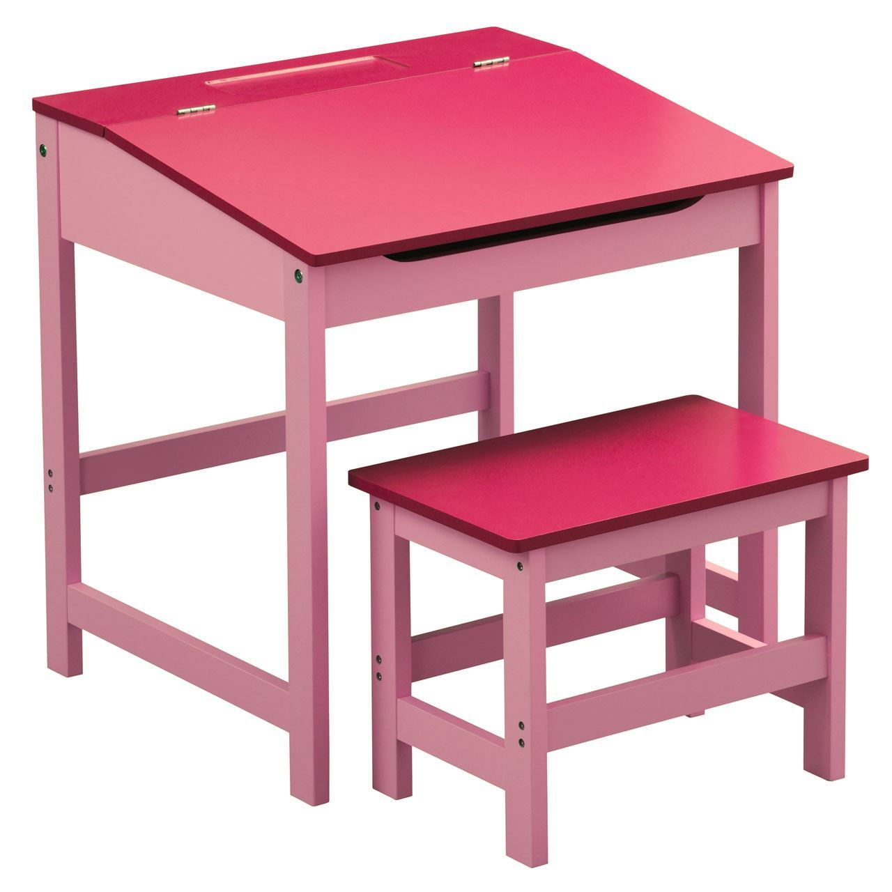 study table and chair for kids high birthday decorations desk set school drawing homework