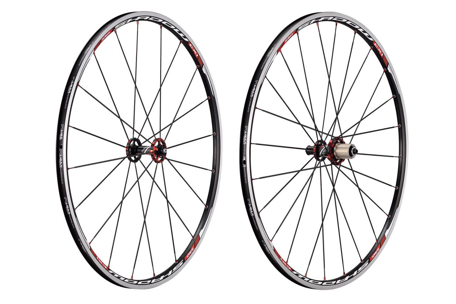 Rubar Shadow Cx1 700c Road Bike Wheelset Clincher