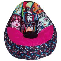 MONSTER HIGH INFLATABLE TWEEN CHILL CHAIR NEW OFFICIAL ...