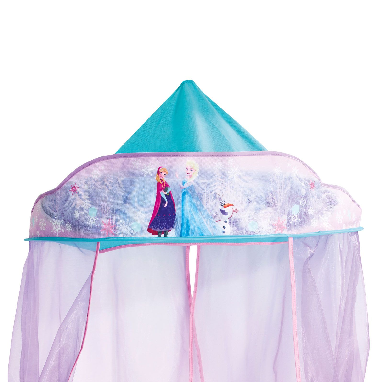 Disney Frozen Hanging Bed Canopy New Official Room Decor