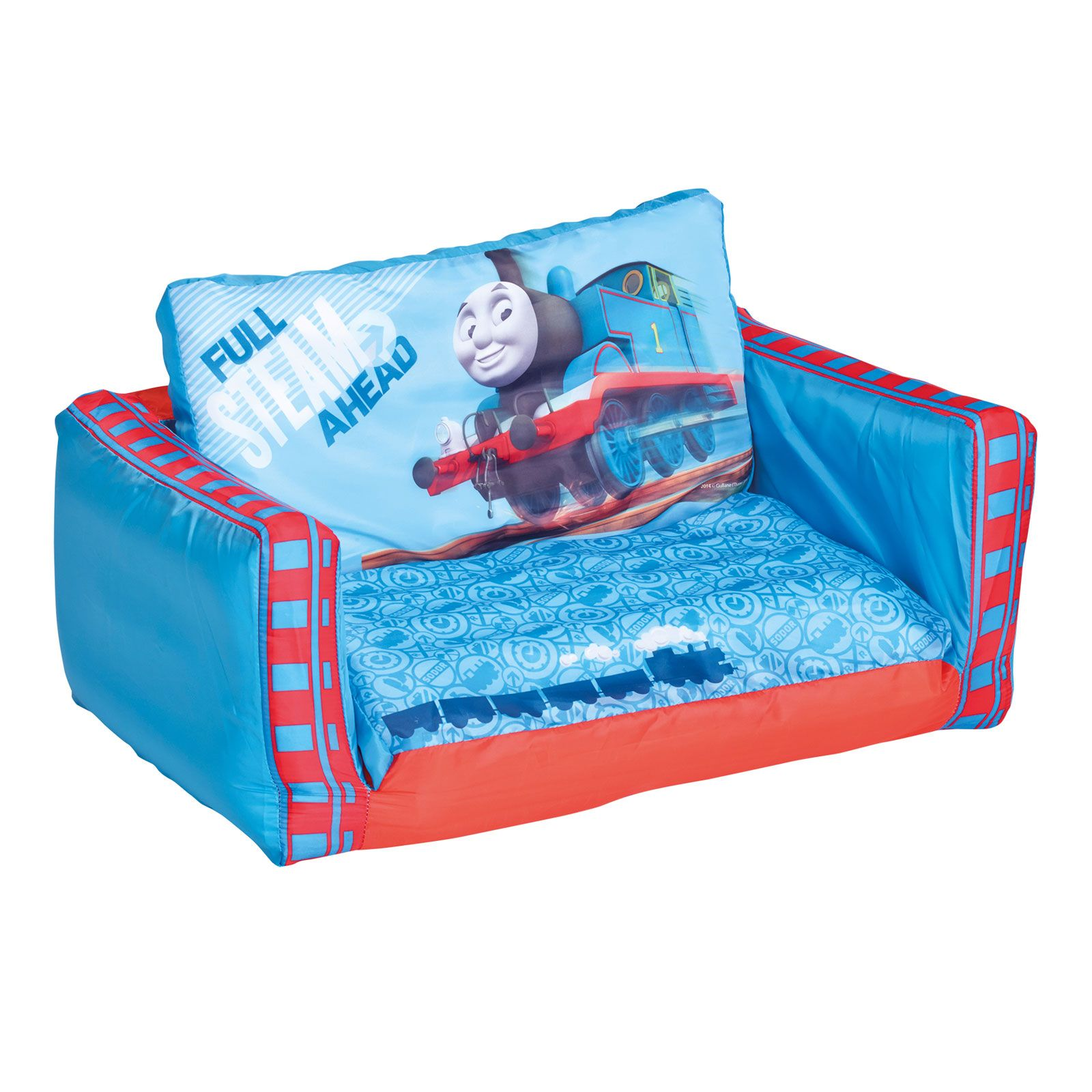 frozen flip sofa canada bunk beds with desk and bed out range inflatable kids room new minions