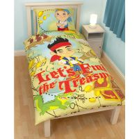 JAKE & THE NEVERLAND PIRATES BEDROOM