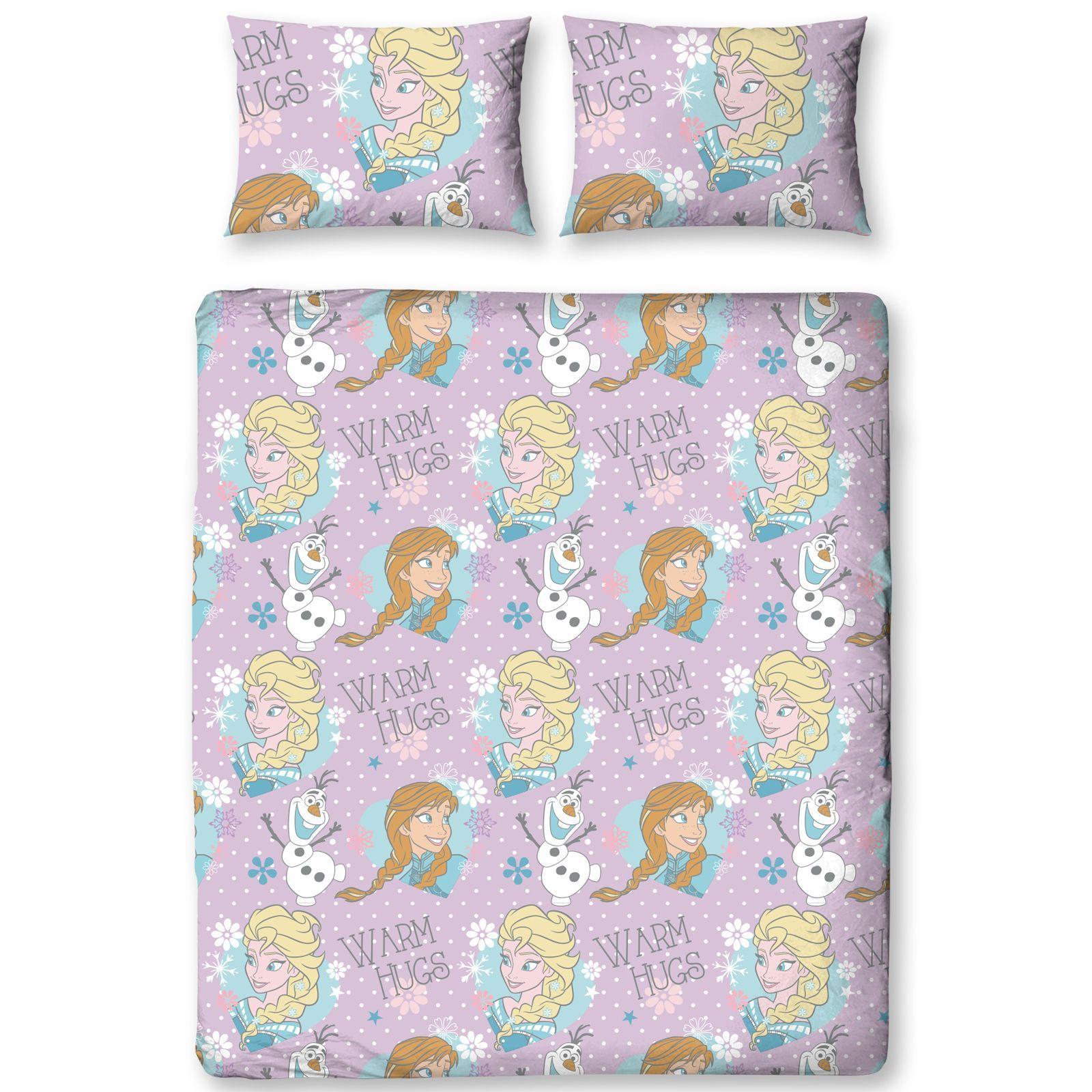 Bettwäsche Anna Und Elsa Anna And Elsa Duvet Cover Two Pillowcases