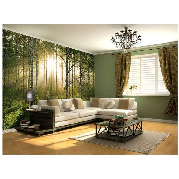 Large Forest Wall Murals