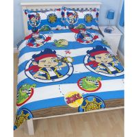 Jake THE Neverland Pirates Bedroom Duvet Covers Curtains ...
