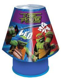 Teenage Mutant Ninja Turtles Kool Lampe Licht Neu Kinder ...
