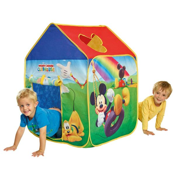 Mickey Mouse Pop Play Tent Wendy House Clubhouse