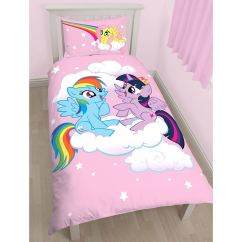 My Little Pony Table And Chairs Keekaroo High Chair Single Duvet Cover Sets Girls Bedroom