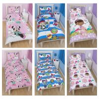 DISNEY CHARACTER TWIN DUVET COVER BED SHEETS BEDDING SETS ...