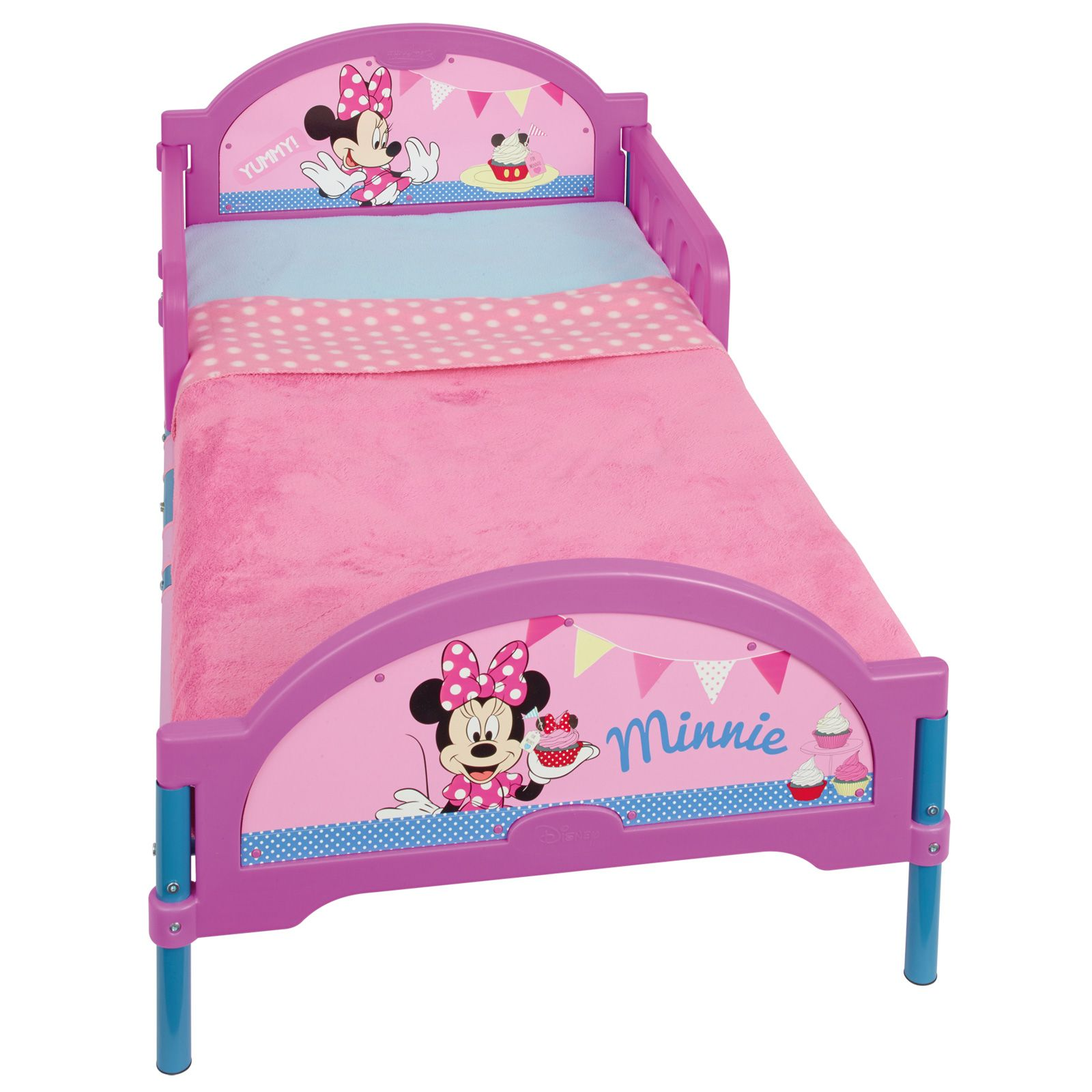 minnie mouse table and chair set canada black rocking cosytime toddler bed new 100 official ebay
