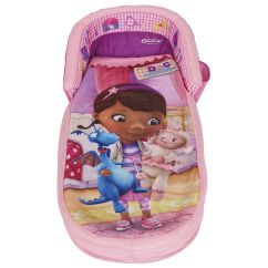 Doc Mcstuffins Upholstered Chair Uk Hd Brow Readybed New Sleeping Bag Ready Bed Disney