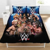 WWE SUPERSTARS SINGLE AND DOUBLE DUVET COVER SETS KIDS ...