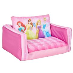 Disney Princess Flip Out Sofa Bunk Beds Kids Inflatable Belle