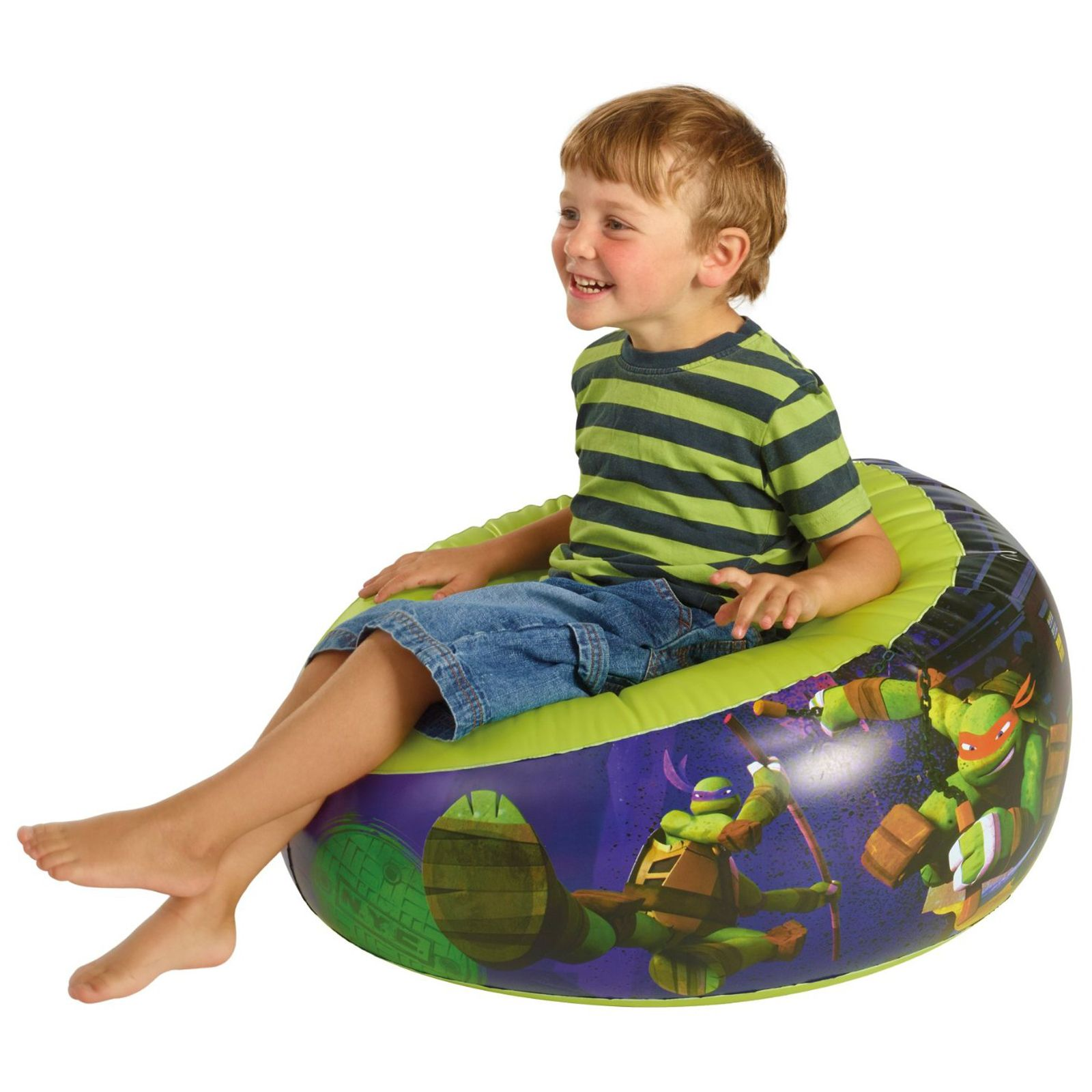 ninja turtles chair folding officeworks teenage mutant large inflatable new