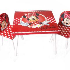 Disney Table And Chair Set Anti Gravity Replacement Cord Princess Frozen Furniture Chairs