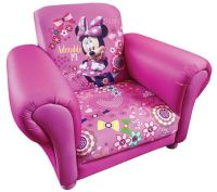 Disney Childrens Minnie Mouse Cartoon Kids Armchair