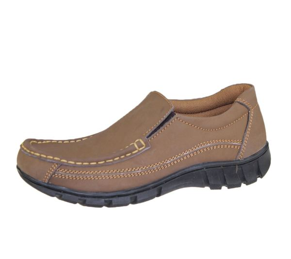 Mens Casual Shoes Slip Deck Loafers Smart Walking