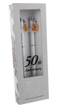 Wedding Anniversary Pen Gift Set
