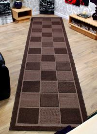 Checkered Brown or Cream [Extra Long] & [Extra Wide ...