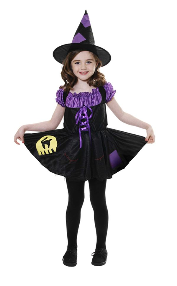 11 Costumes Girls 13 Halloween Ages