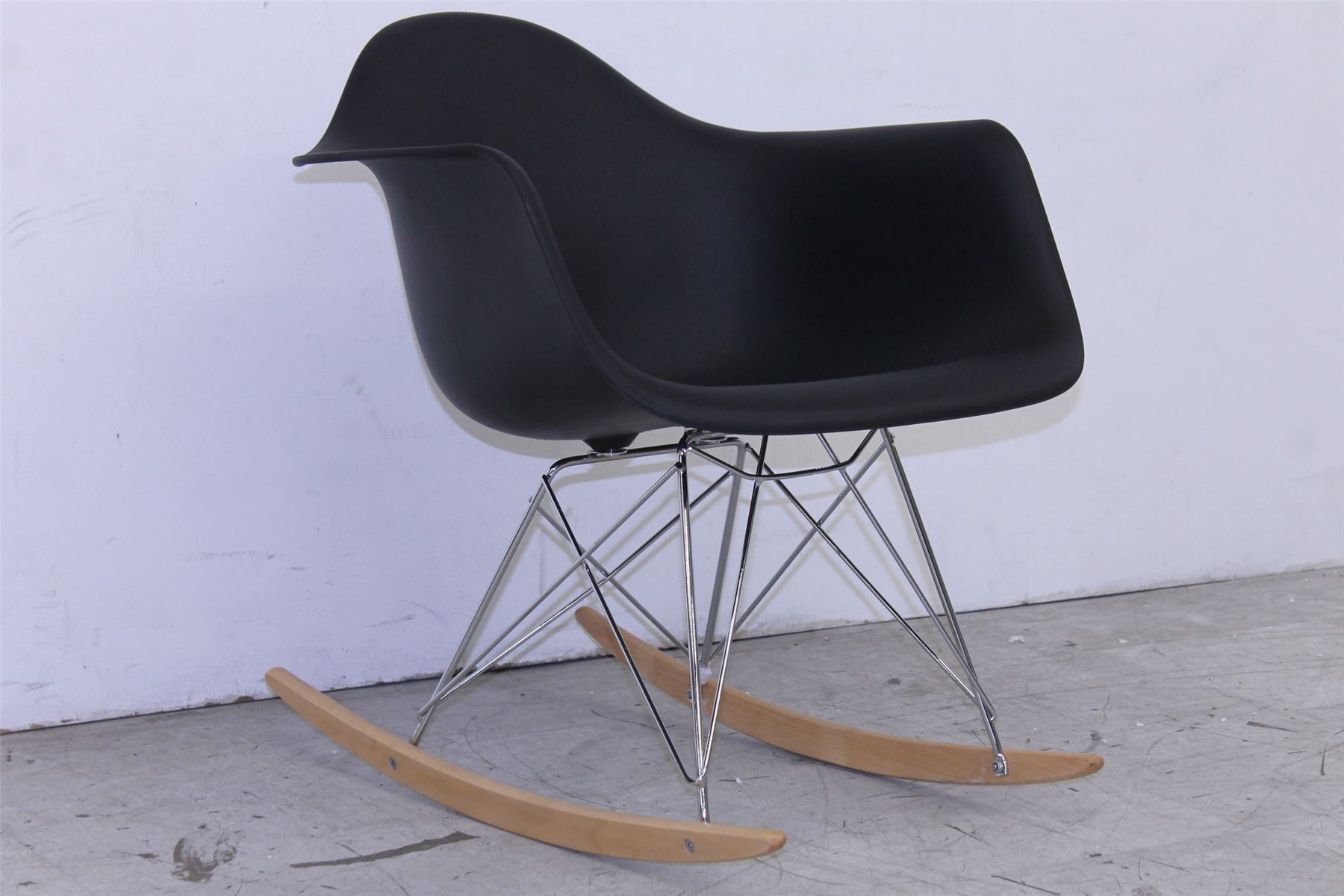 retro chrome chairs swing chair outdoor bunnings new vintage style mid century lounge rocking