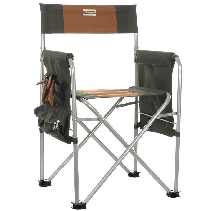 Shakespeare Directors Fishing Chair Versatile Multipurpose