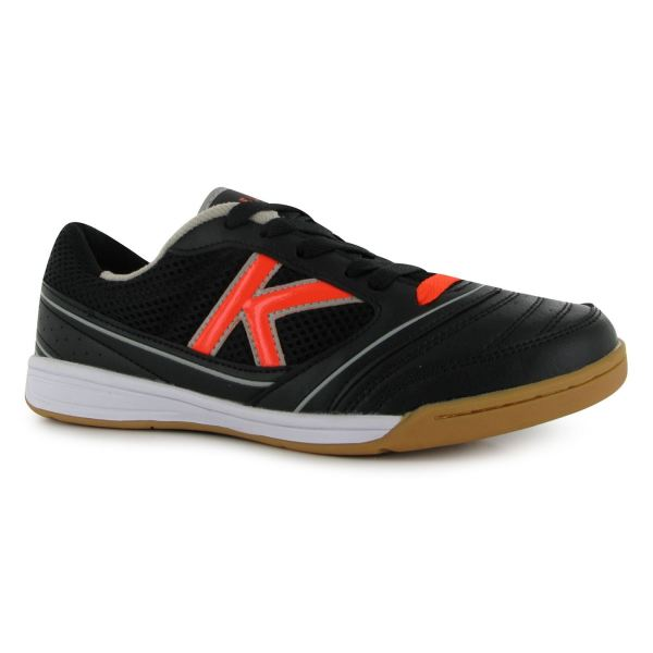 Kelme Mens America Indoor Football Boots Trainers Lace Soccer Shoes