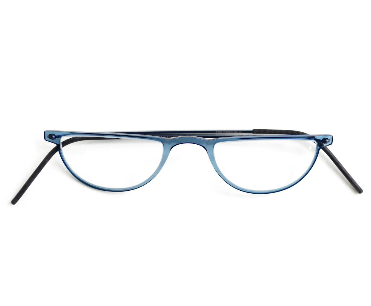 Lindberg Titanium Eyeglasses Reading Womens Blue